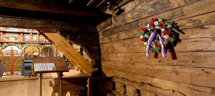 Zimní provoz kostela sv. Mikuláše