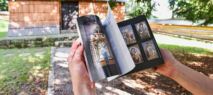 Nová publikace o kostelu sv. Mikuláše